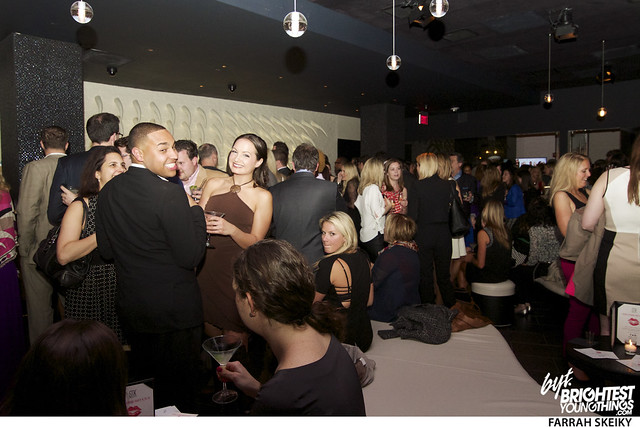 STK DC Opening Party Brightest Young Things Farrah Skeiky 10