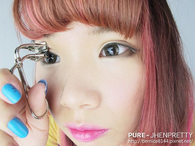 ∥眼妝/影音∥ 新手十分鐘學會!假睫毛教學全攻略 多種小技巧+兩款睫毛貼法 (贈) @ Jhen's Style Diary|真真 ...