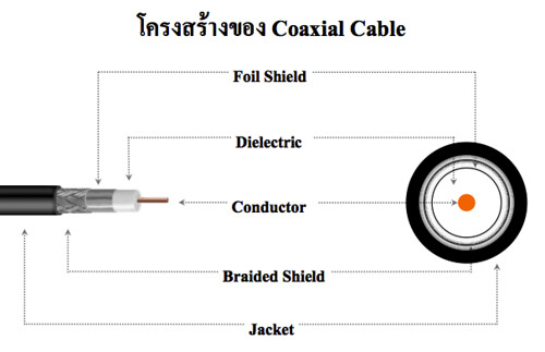 Coaxial Diagram
