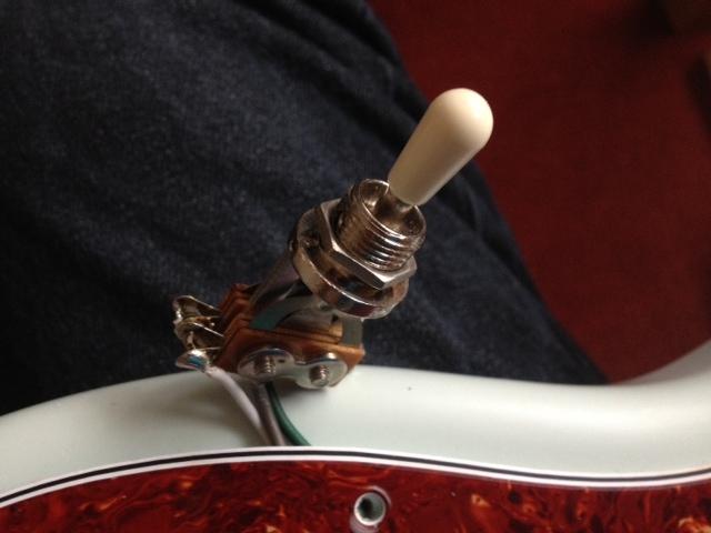 Jazzmaster 3 Way Switch