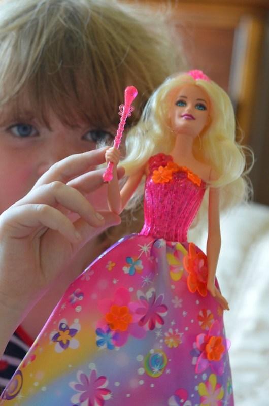 barbie and the secret door doll