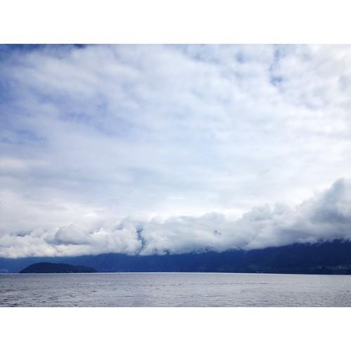 May long weekend on Bowen Island