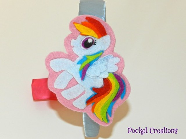 Cerchietto Rainbow Dash