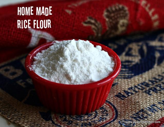 Rice- flour