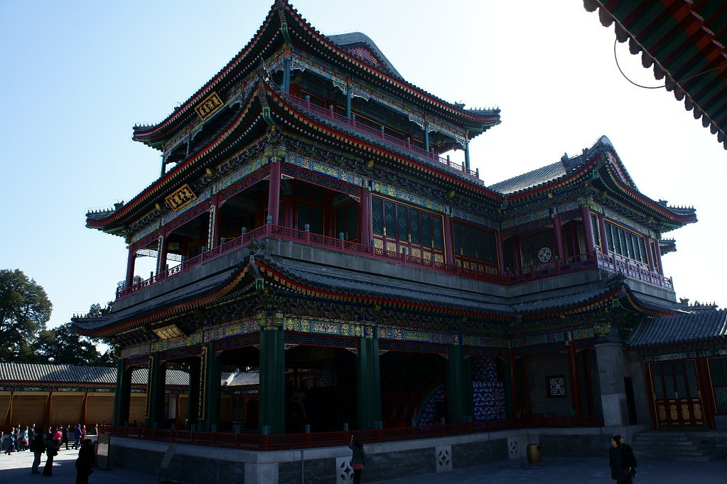 2014北京自由行之二十二--從德和園到諧趣園 @ It's My Life :: 痞客邦