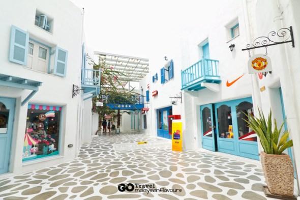 Image result for Santorini Park thailand