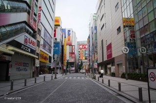 Akihabara:Early Morning (3)
