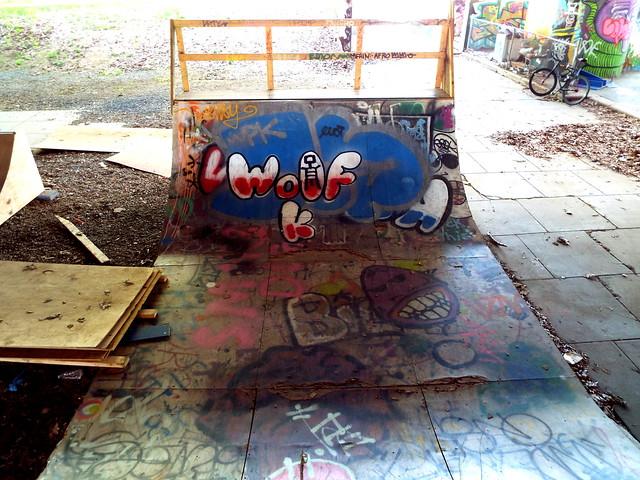 Dc Graffiti Wall Of Fame