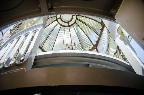 Heceta Head Lighthouse Fresnel Lens