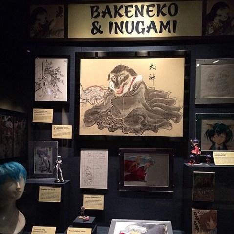 日本館の展示がやばい。