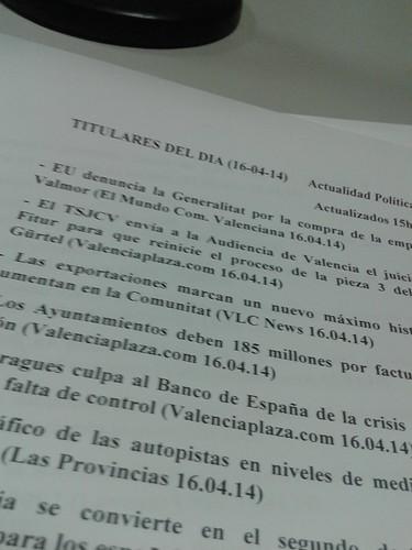 Pulso Empresarial 16-4-2014