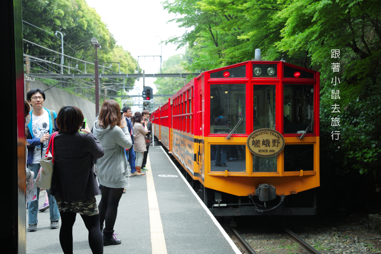 [京都] 嵐山嵯峨野觀光小火車.保津川鐵道旅遊提案