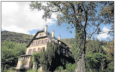 14g30 Foto LV Casa de Josep Pujol en La Tor de Querol donde se refugia su padre Jordi Pujol Uti 465