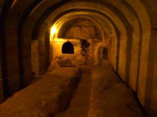 Turquie - jour 20 - Cappadoce, dans les airs et sous terre - 196 - Cité souterraine de Derinkuyu