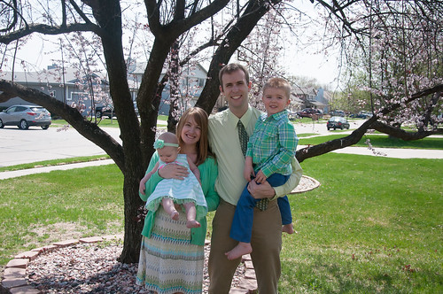 Easter with my loves