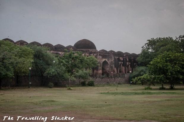 Begumpur Masjid (1)