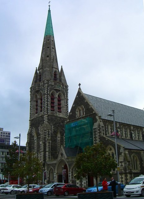 Christchurch Cathedral 2009