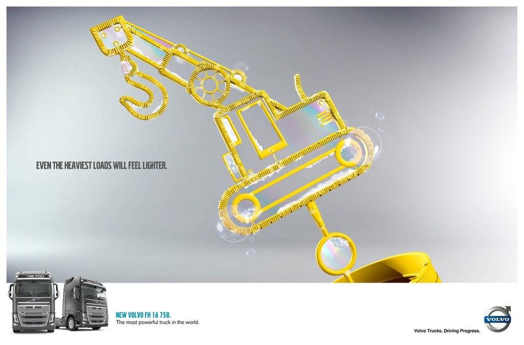 Volvo - Lighter Engine