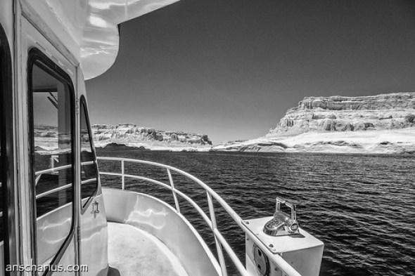 Rainbow Bridge Boat Trip #2 - Nikon 1 V1 - Infrared 700nm