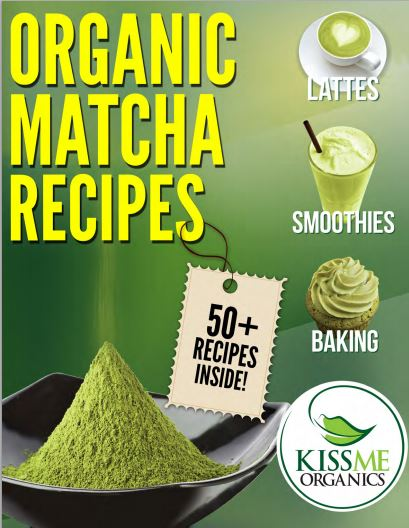 Kiss Me Organics Matcha Green Tea Powder Review