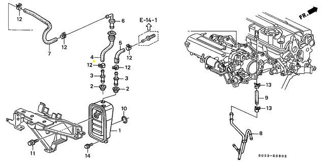 1994 acura integra stereo wiring diagram residential electrical example basic home diagrams in pcv valve location honda civic del sol, pcv, free engine image for user manual download