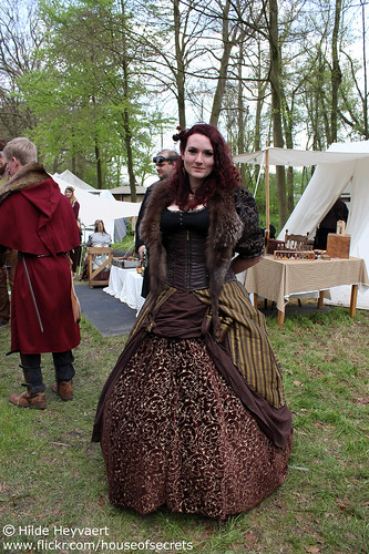 Steampunk at Elfia Haarzuilens