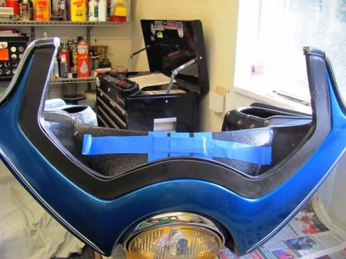 Windscreen Foam Tape Gaskets Attached