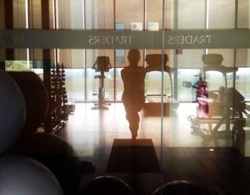 Fitness center bliss