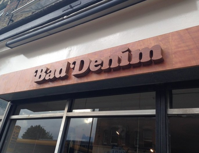 Bad denim