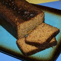 Spiced Persimmon Bread