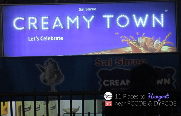 Creamy Town, Sambhaji Chowk Nigdi