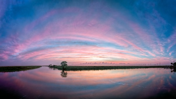 Ultra-wide daybreak