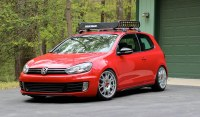 Bicycle Roof Rack for a GTI - Page 2 - VW GTI MKVI Forum ...