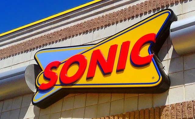 Sonic Drive In Restaurant,