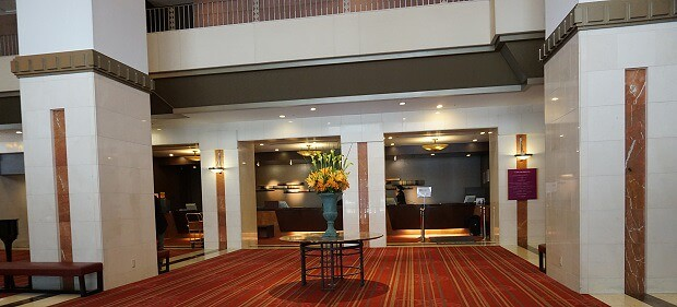 170419 ANAクラウンプラザホテル福岡ロビー