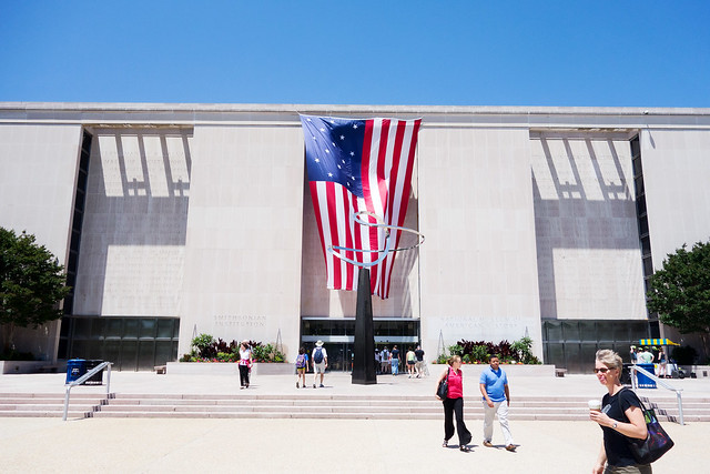 The National Museum of American History, Washington DC.