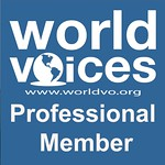 Logo World Voices Organization