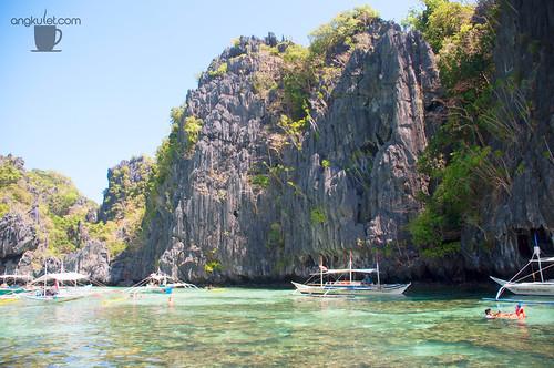 Small Lagoon, Miniloc Island, El Nido, Palawan