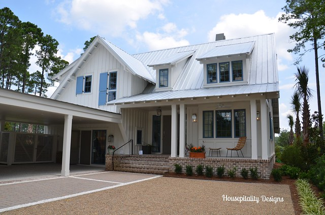 Southern Living 2014 Idea House Tour Part One