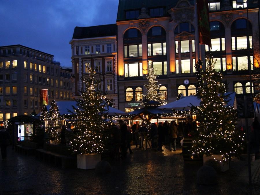 Glühweinroute door Hamburg | foto door rhapsodienbleu