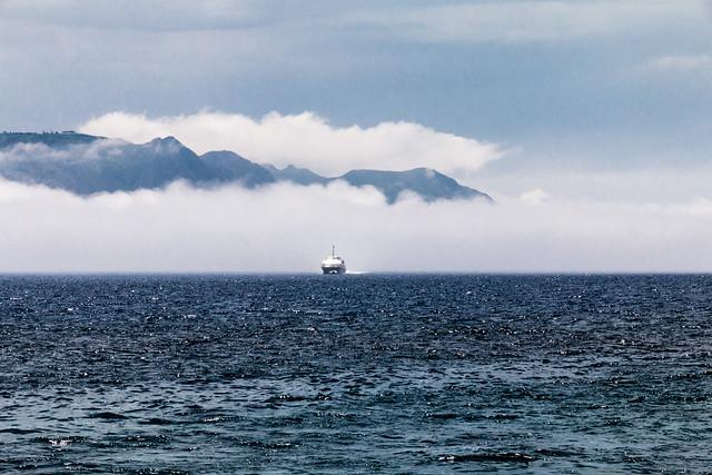 Das Boot kommt