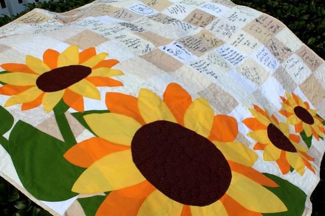 Dreher Wedding Quilt