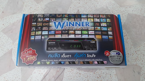 Winner Digital TV Set Top Box