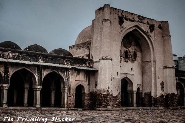 Begumpur Masjid (4)