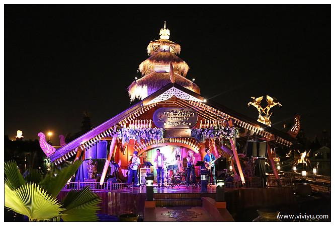 曼谷,曼谷機場,泰國,泰式料理,酸辣湯,餐廳 @VIVIYU小世界