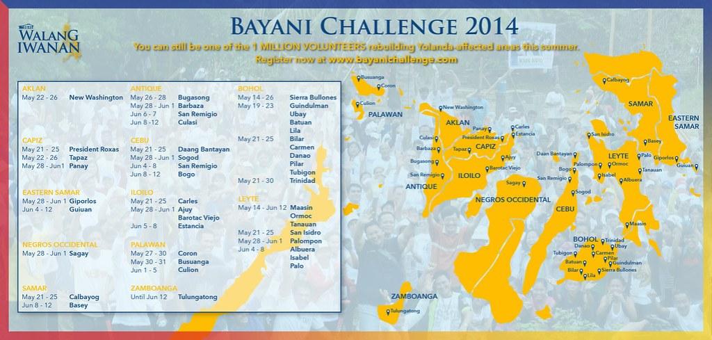 """@BayaniChallenge Week 6: """"Summer Adventure Like No Other!"""" #WalangIwanan"""