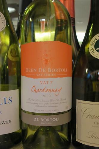De Bortoli Chardonnay Deen Vat 7 2009