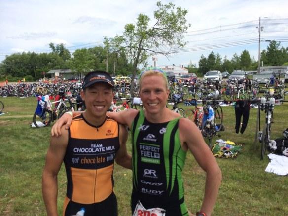Toughman Tupper Lake Tinman Race Report | CHANTHONY | Triathlete