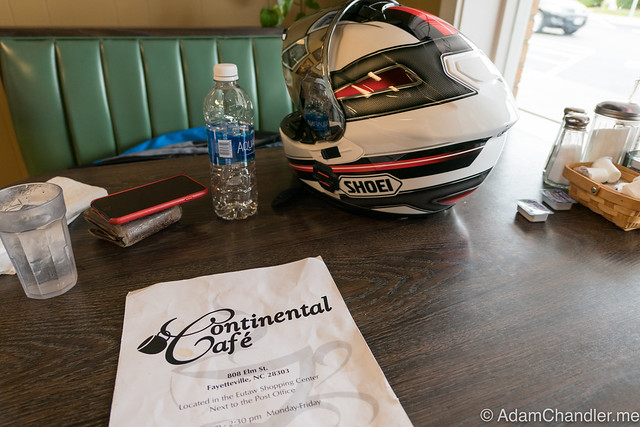 Continental Cafe - Fort Bragg