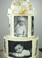 Enzo Baptism Cake